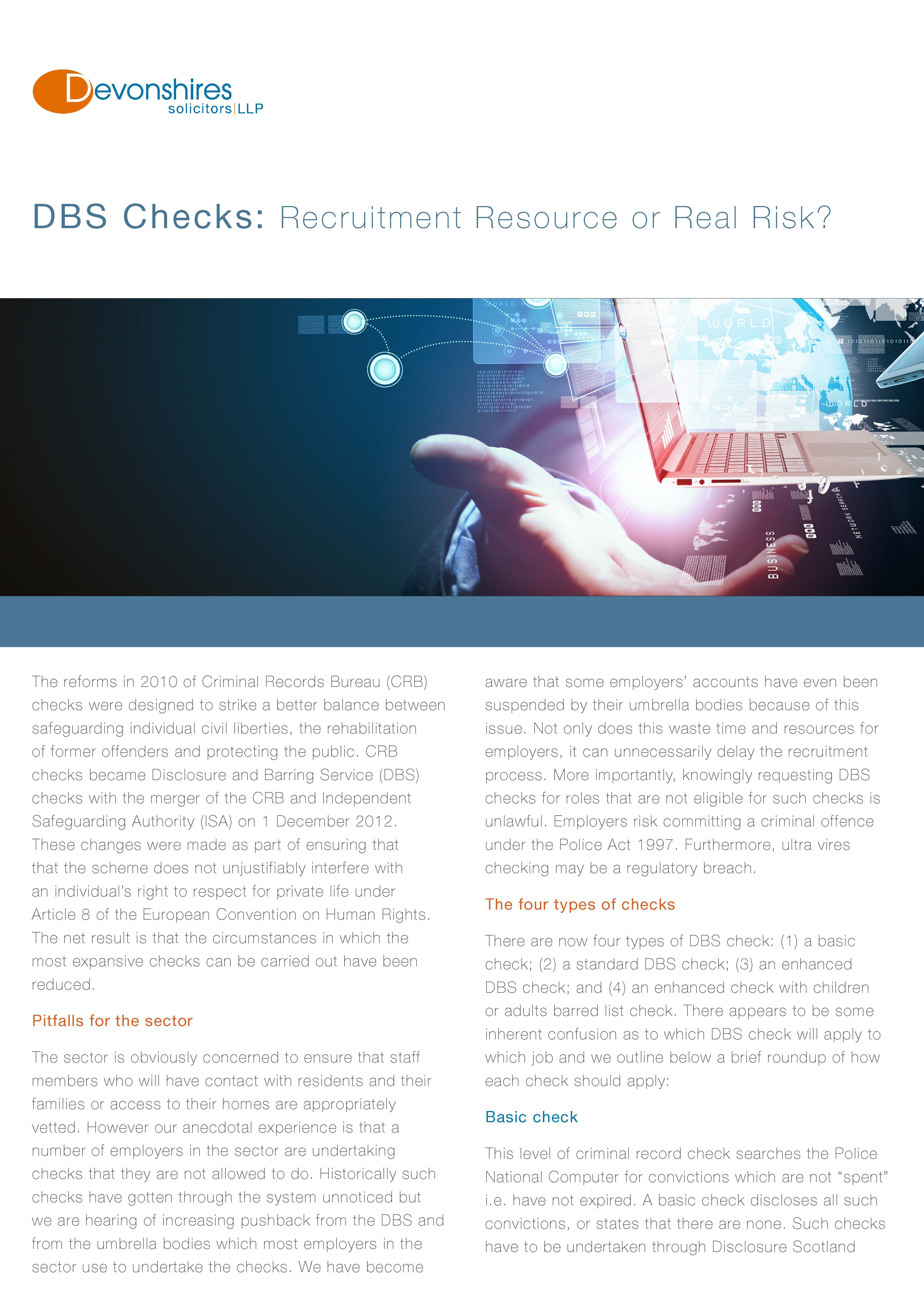 DBS_Checks_Recruitment_Resource_or_Real_Risk_Page_1