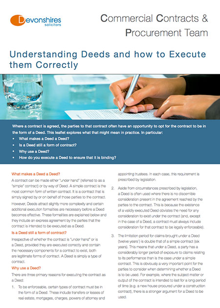 Understanding-Deeds-and-how-to-execute-them-correctly